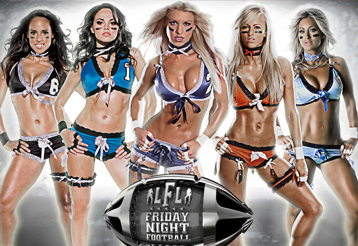 The Lingerie Football League Bowl Is Coming!